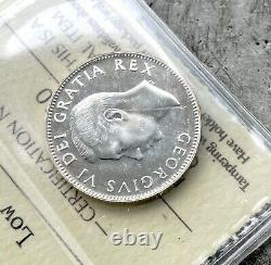 1951 25 Cent Canada Silver Twenty Five Cents ICCS Proof Like PL-66