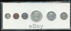 1956 Canada Uncirculated Silver Proof-Like PL Set Sale