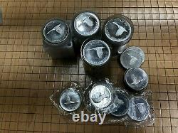 1967 Canada Centennial Goose Proof-like and BU Silver Dollars Lot of 92 E7811