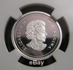 2012 CANADA 1c FAREWELL PENNY NGC PF70 UC 1937-1966/1968-2012 Silver Proof Cent