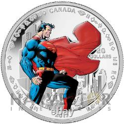 2013 Superman 1 Oz Silver Proof Man Of Steel First Series Sold Out