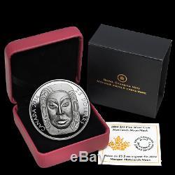 2014 Canada 1 oz Silver $25 Matriarch Moon Mask (UHR) SKU #82119