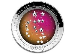 2014 Southern Sky Orion 1 oz Silver proof coin
