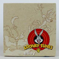 2015 $30 Looney Tunes Fast & Furry-ous Road Runner vs Coyote 2 oz Silver Proof