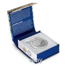 2015 Canada $200 99.99 Silver Coin Canadas Coastal Waters Matte Proof Rare