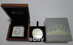 2015 Canada Voyageur Renewed Pure Silver Dollar 2 Oz Proof $1 Masters Club