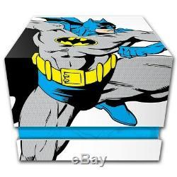 2016 Canada $20 DC ComicsBatman-The Dark Knight 1oz Silver Proof Coin PCGS PR70