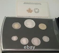 2016 Limited Edition Silver Dollar Proof Set Coins Transatlantic Cable 150th