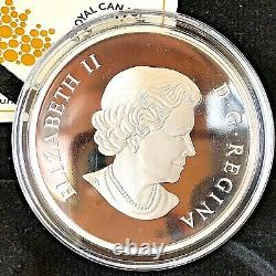 2017 $30 Canada Flora and Fauna of Canada 2 oz. Proof Silver Coin