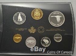 2017 Canada Pure Fine Silver Proof Set 1967 Centennial Coins #coinsofcanada