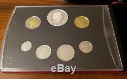 2017 Limited Edition Silver Dollar Proof Set Canada Mint. RCM