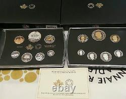 2017 Special Edition Pure Silver Proof Set Coins, Our Home and Native Land
