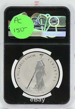 2019 Canada Peace & Liberty Silver 1 oz Medal NGC PF69 Reverse Proof Coin JC160