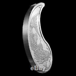 2019 Canada Proof Gold/Silver $200 Yin & Yang Sparrow and Koi SKU#198000