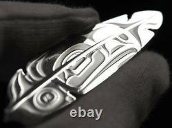 2019 Eagle Feather Northwest Coast Art $20 1OZ Pure Silver Proof Coin Canada