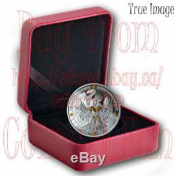 2019 Norse Gods #3 Frigg $20 1OZ Proof Pure Silver Gold-Plated Coin Canada