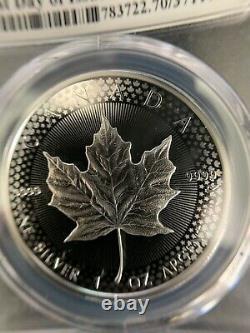 2019 PRIDE OF TWO NATIONS CANADA SET PCGS PR70 FDOI Ottawa S Blunt & J Licaretz