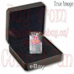 2019 The Sleeping Beauty $20 1 OZ Pure Silver Proof Coloured Coin Canada