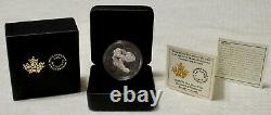2021 Reaper of Death Discovering Dinosaurs 1 oz Silver Rhodium Coin, CANADA