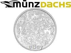 $30 Tim Barnard Contemporary Art. 9999 2 oz fine silver coin Canada Proof 2014