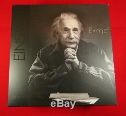 Albert Einstein 2015 Silver 10 Oz Canada $100 Proof Coin Ngc Pf 70 Ultra Cameo