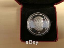 Canada 2009 $20 Silver proof coin Summer Moon Mask