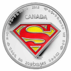Canada 2013 $20 Superman Triology Coins, Silver, Sealed from Mint