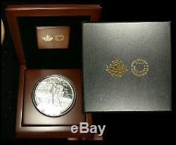 Canada 2014 $100 Declaration of WWI Centennial 10 oz. 999 silver Proof #28/1000