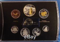 Canada 2014 100th Anniversary Declaration 1st World War Fine Silver Proof Set