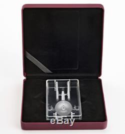 Canada 2017 $100 Star Trek U. S. S. Enterprise NCC-1701 10 Oz. Silver Coin #0997