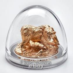 Canada 2017 Grizzly Bear Animals Sculpture Majestic $100 10 Oz Silver + Full OGP