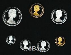 Canada Fine Silver Proof Set 2017 Alex Colville 1967 Centennial Coins