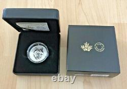 Canada Multifaceted Animal Head Series WOLF 1 oz Silver Proof 2019 2020 RARE