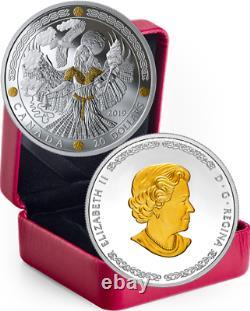 FRIGG 2019 Norse Gods $20 1OZ Pure Silver Proof Coin Canada