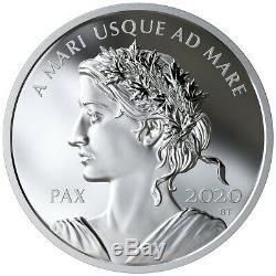 Lady Peace Dollar Silber Proof Kanada 2020 Canada silver