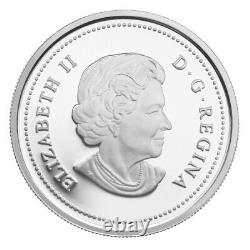 The Poppy 2010 Canada Limited Edition Proof Silver Dollar